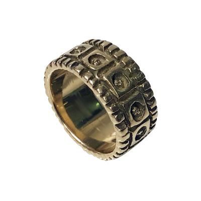 Walter Schluep Walter Schluep 18K abstract Ring C 1960