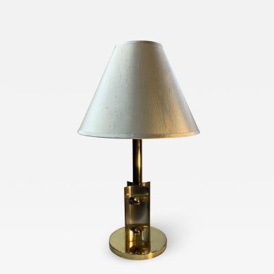 Walter Von Nessen MODERNIST ART DECO LAMP BY WALTER VON NESSEN