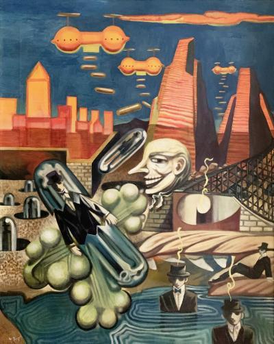 Walter W Quirt Offered by F B HOROWITZ FINE ART
