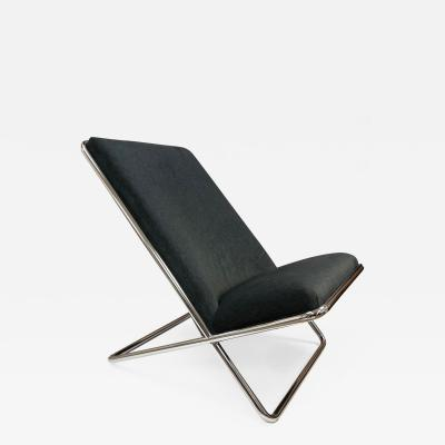 Ward Bennett Ward Bennett Scissor Lounge Chair
