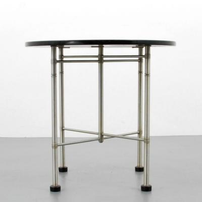 Warren McArthur Art Deco Occasional Table by Warren McArthur