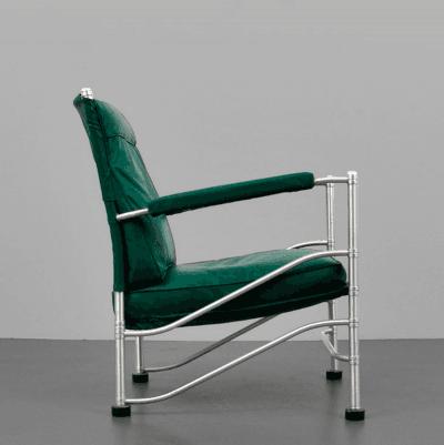 Warren McArthur Lounge Chair Warren McArthur USA c 1930