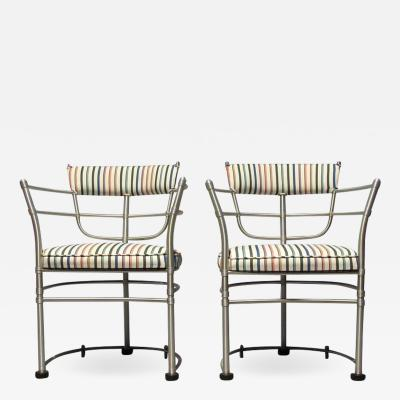 Warren McArthur Pair of Warren McArthur Armchairs Style No 1044A 1933 34
