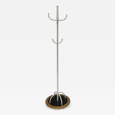 Warren McArthur Warren McArthur Aluminum Coat Hat Rack from the Arizona Biltmore 1932