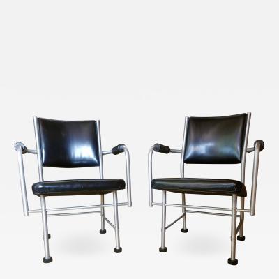 Warren McArthur Warren McArthur Pair of Armchairs Model 1251 AR Variation Sardis Chair1934 35