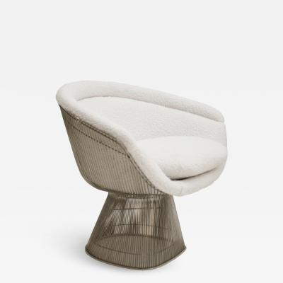 Warren Platner CHAIR DESIGNED BY WARREN PLATNER FOR KNOLL USA 1970S