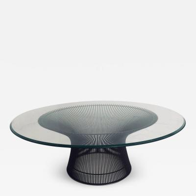 Warren Platner Warren Platner Bronze Coffee Table