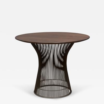 Warren Platner Warren Platner Bronze Side Table for Knoll