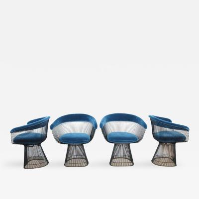 Warren Platner Warren Platner Dining Chairs for Knoll