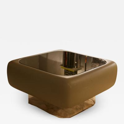 Warren Platner Warren Platner Floating Side Table For Steelcase Usa Late 1960s