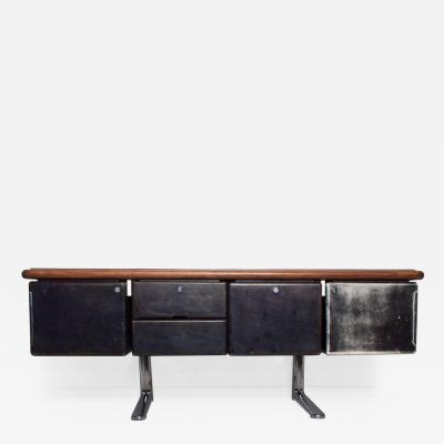 Warren Platner Warren Platner Huge Executive Sideboard Credenza KNOLL International 1960s