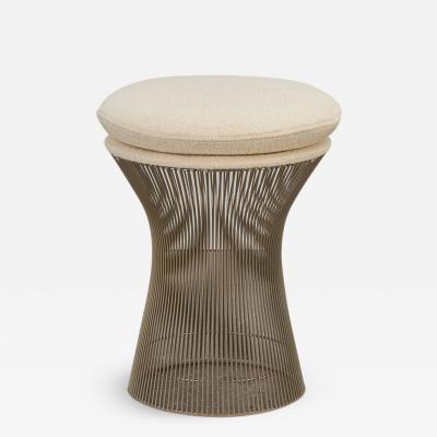 Warren Platner Warren Platner Tall Wire Stool for Knoll