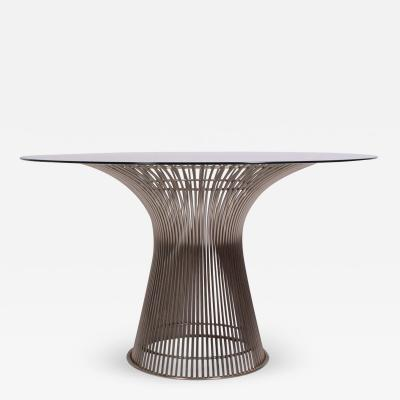 Warren Platner Warren Platner dining table for Knoll