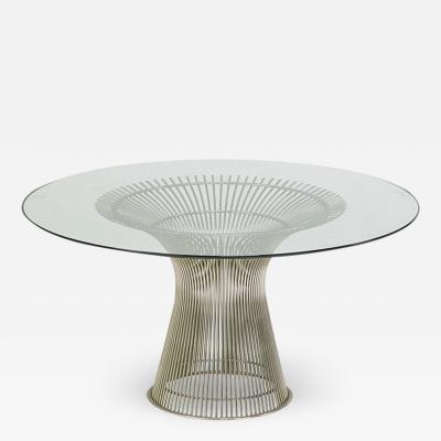 Warren Platner Warren Platner for Knoll Dining Table