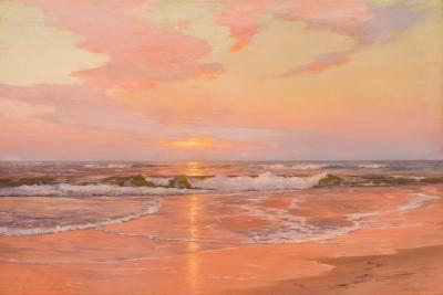 Warren Sheppard Reflective Sunrise