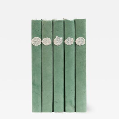 Wax Seal Books Sage