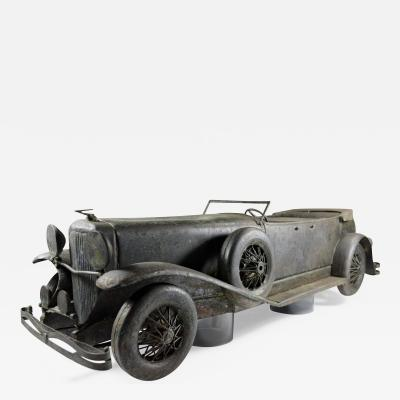 Weathervane Duesenberg Phaeton Automobile Car