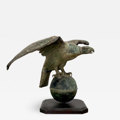 Weathervane Eagle 18th Century American