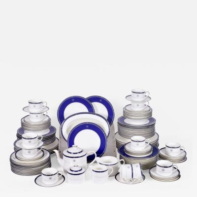 Wedgwood English Porcelain Service For Ten People