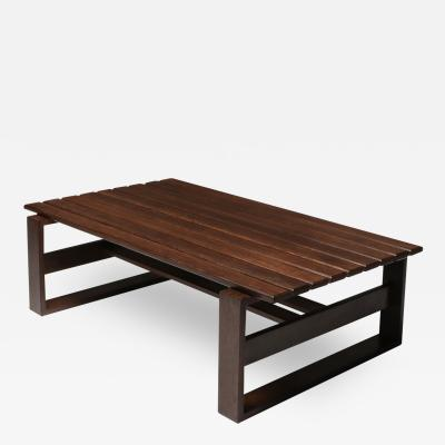 Weng Slatted Bench or Coffee Table 1960s