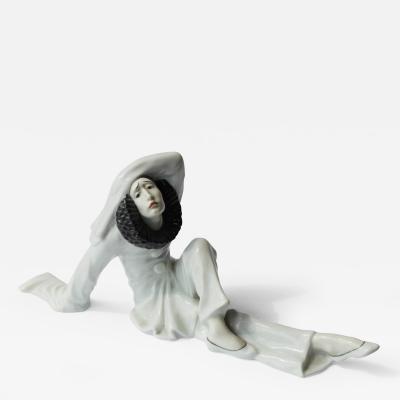 Wera von Bartels Pierrot