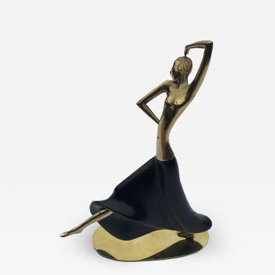 Werkst tte Hagenauer Josephine Baker Dancing Statue by Hagenauer