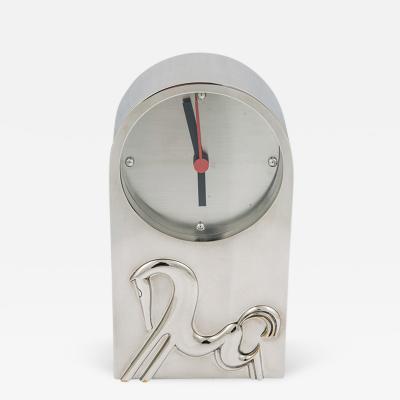 Werkst tte Hagenauer Werkst tte Hagenauer Vienna Clock with Horse Franz Karl Hagenauer