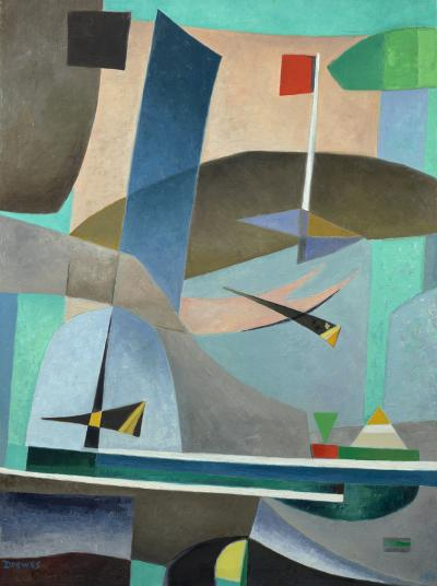 Werner Drewes Lost in Space