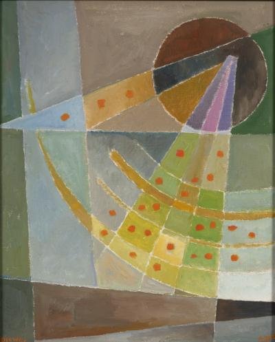 Werner Drewes Purple Radii