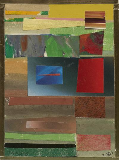 Werner Drewes Study for No Escape