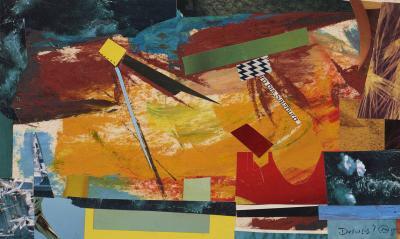 Werner Drewes Untitled 211