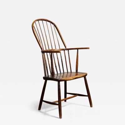 West Country Hoop Back Windsor Chair