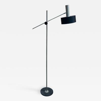 West German Modernist Floor Lamp
