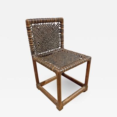 Wharton Esherick Hessian Hills Childs Chair by Wharton Esherick 1931