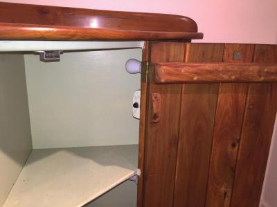 Wharton Esherick Sideboard Bar 1968