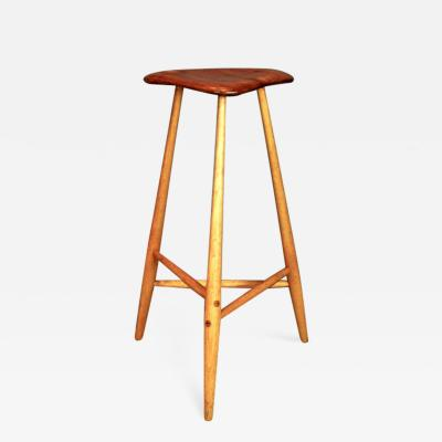 Wharton Esherick Wharton Esherick Studio Crafted Stool 1968