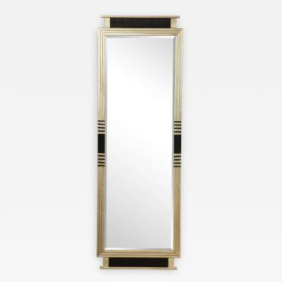 White Gold Gesso Mirror