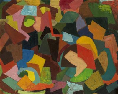 Wilfred Zogbaum Untitled