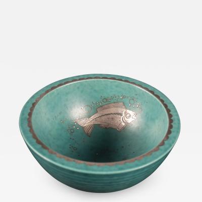 Wilhelm K ge Bowl by Wilhelm Kage Gustavsberg Sweden 1930s