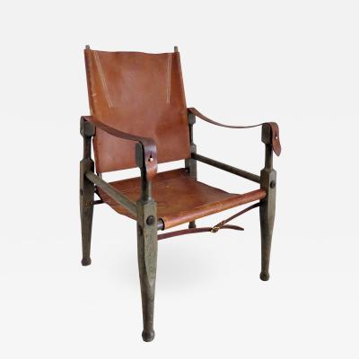 Wilhelm Kienzle Safari Chair Wilhelm Kienzle 1950