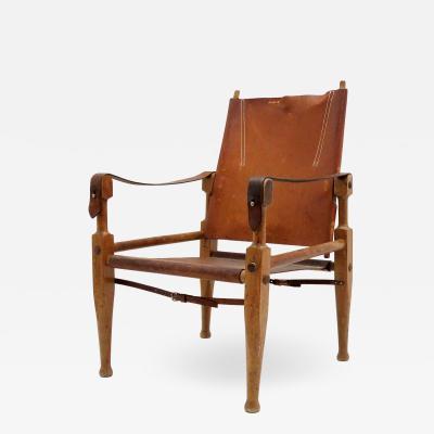 Wilhelm Kienzle Safari Chair by Wilhelm Kienzle 1950