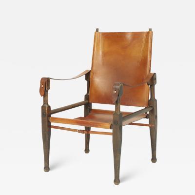Wilhelm Kienzle Wilhelm Kienzle Safari Chair Wohnbedarf 50s