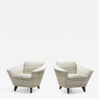 Wilhelm Knoll Wilhelm Knoll Modern Lounge Chairs Germany 1970s