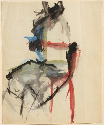 Willem De Kooning Untitled Chair