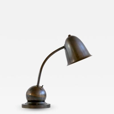Willem Hendrik Gispen KMD Daalderop Desk Lamp