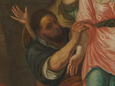 Willem Muys Classicizing Baroque Biblical Willem Muys Rebekka and Eli zer