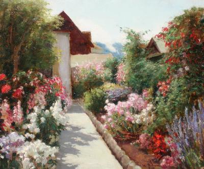 William Adam Pacific Grove Garden
