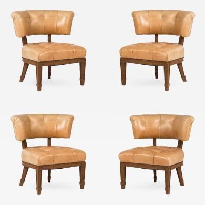William Billy Haines A Set of Chairs by William Billy Haines