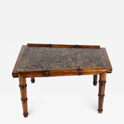William Billy Haines Billy Haines Trapezoidal Occasional Table