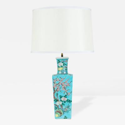 William Billy Haines Custom Designed Chinese Urn Lamp by William Haines